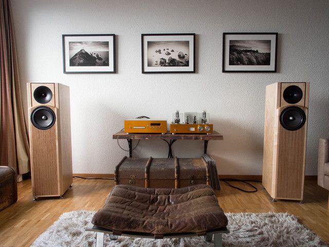 pc060031 hi fi anlagen r ume pinterest speakers. Black Bedroom Furniture Sets. Home Design Ideas
