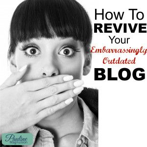 5 Quick Tips How To Revive A Dying Blog (Hint: I'm Using #5 Right Now)