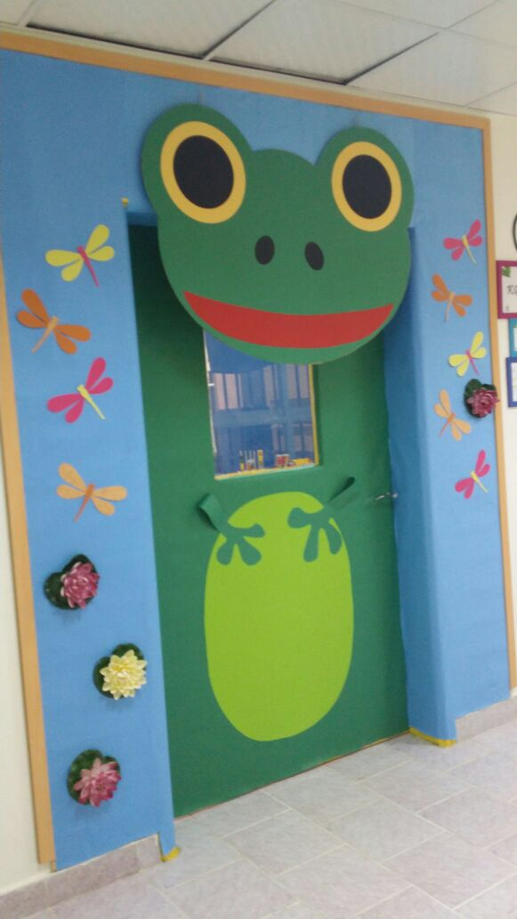 Frog Classroom Decoration Ideas ~ Best images about bulletin board and door decorations