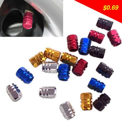 Checkout this new stunning item Necessity 4Pcs Aluminum Tire Wheel Rims Stem Air Valve Caps Tyre Cover Car Truck Bike NDE183 - US $0.69 http://ubermotorcycle.com/products/necessity-4pcs-aluminum-tire-wheel-rims-stem-air-valve-caps-tyre-cover-car-truck-bike-nde183/