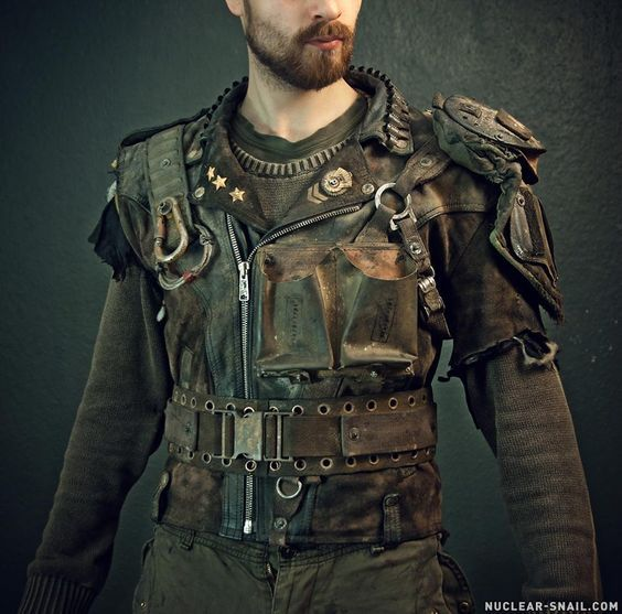 Apocalyptic Soldier Pics: 20 Best Post Apocalyptic Images On Pinterest