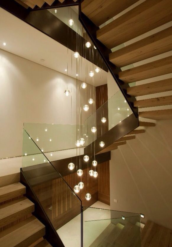 Lighting Basement Washroom Stairs: 28 Best Atrium & Stairwell Lights Images On Pinterest