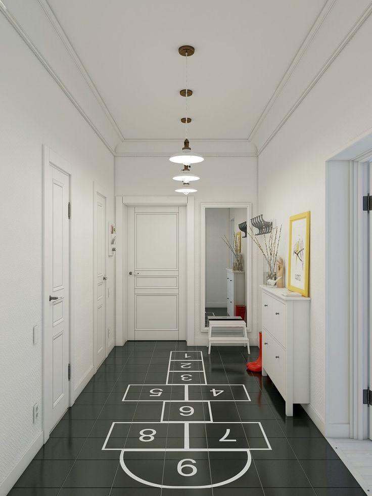 Creative Scandinavian Apartment Decoration For White Addict - RooHome | Designs & Plans
