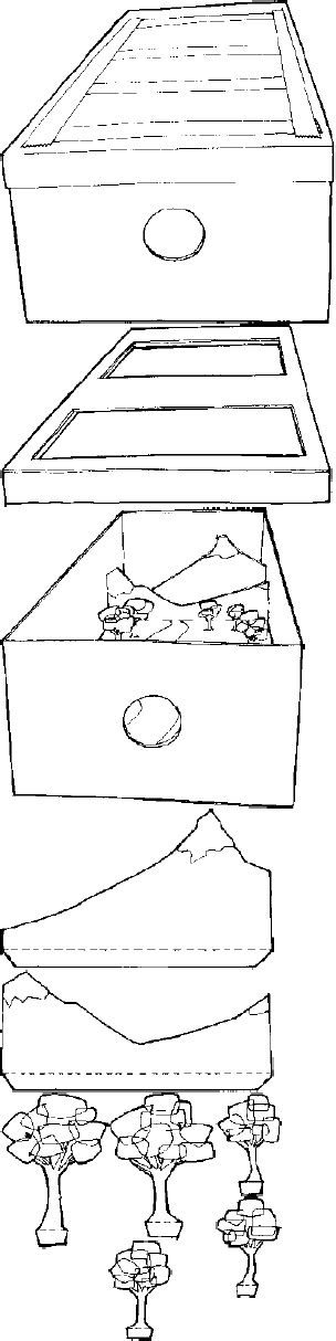 HOW TO MAKE YOUR OWN PEEPSHOW for Toy Box