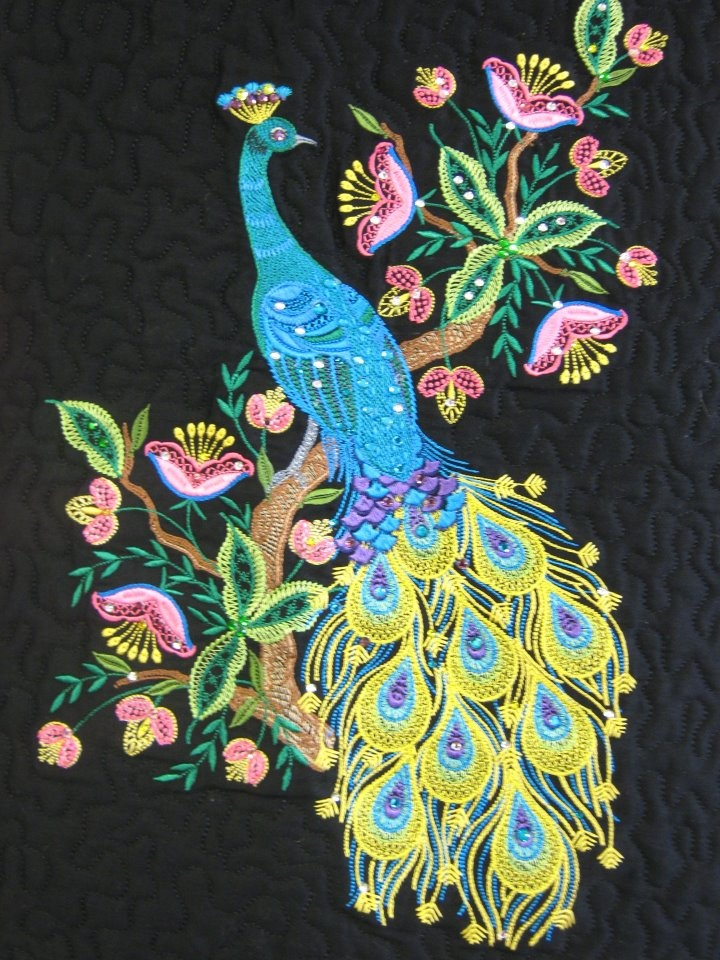 Naples embroidery and sew on pinterest