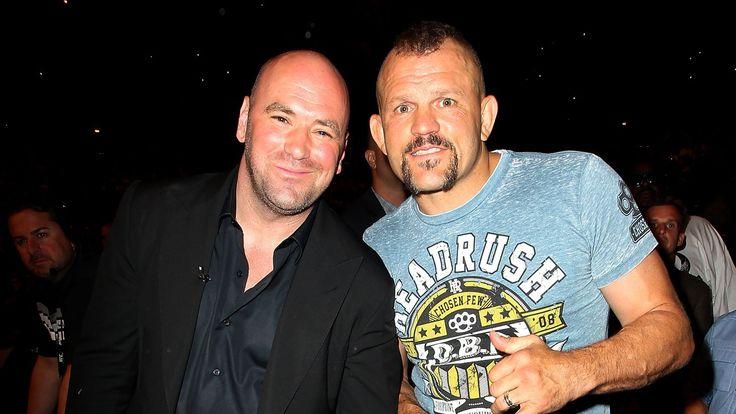 Dana White explains firing of Chuck Liddell, Matt Hughes and other UFC employees