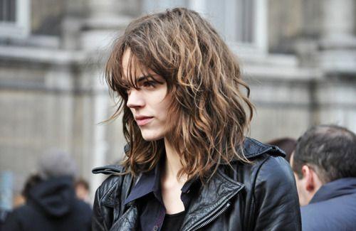 FrejaFreja Beha Erichsen, Messy Hair, Style, Hair Cut, Beautiful, Curls, Frejabeha, Bangs, Lazy Hair