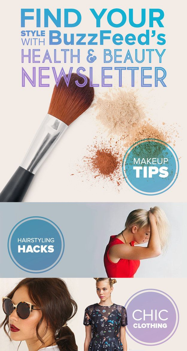 Up Your Style Game With BuzzFeed's Health & Beauty ...