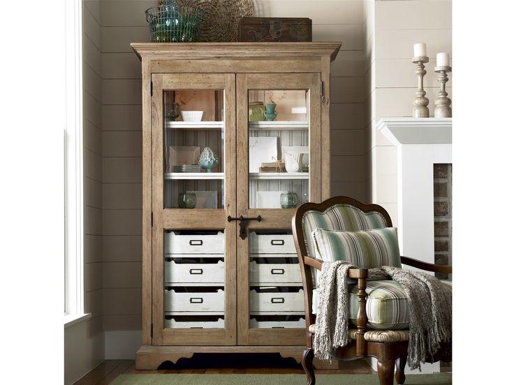 ... Unique Paula Deen Utility Cabinet