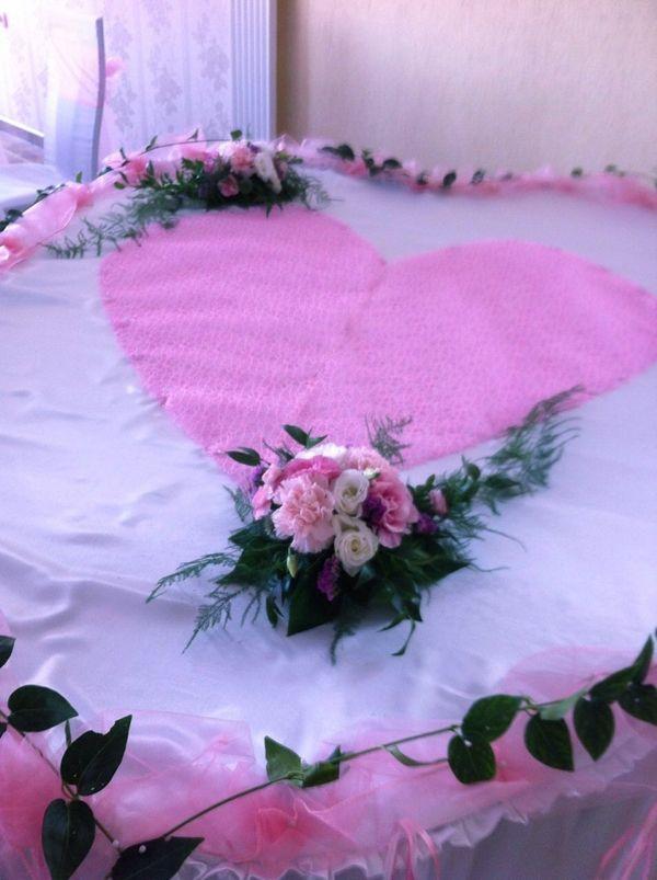 #pinkflowers #pinkwedding #sweetdecorations