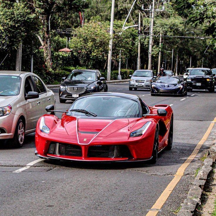 LaFerrari Aperta & McLaren P1 mclarenp1 LaFerrari Aperta