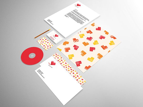 Branding: Love on The Road on Behance