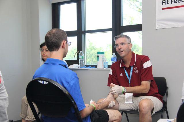 Best Foot Forward: Evidence-Based Medicine
