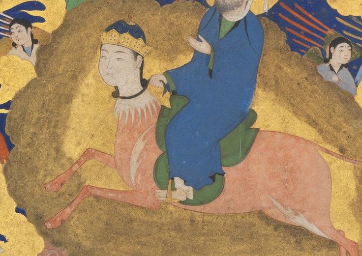 Out of Their Love They Made It: A Visual History of Buraq - Hacker News (YC)