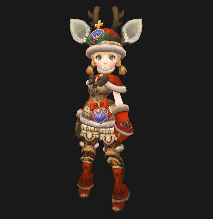 ArtStation - Dragon Nest character, snyder .