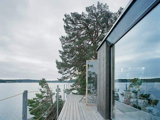 Vacation House by Claesson Koivisto Rune