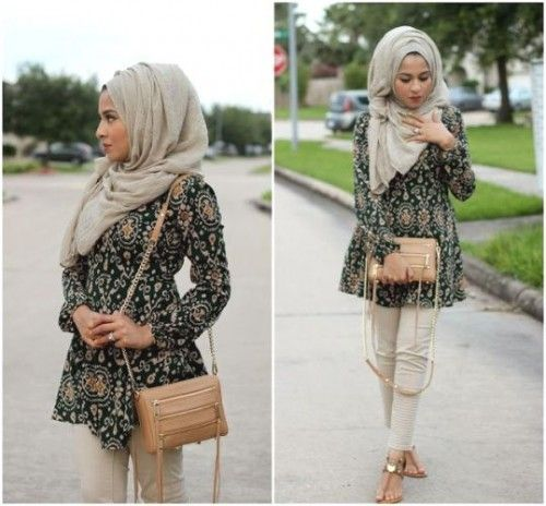 Pin by Just trendy girls on Hijab | Hijab fashion, Hijab ...