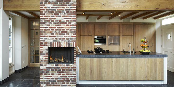 Keukens op maat, bijzonder keuken design
