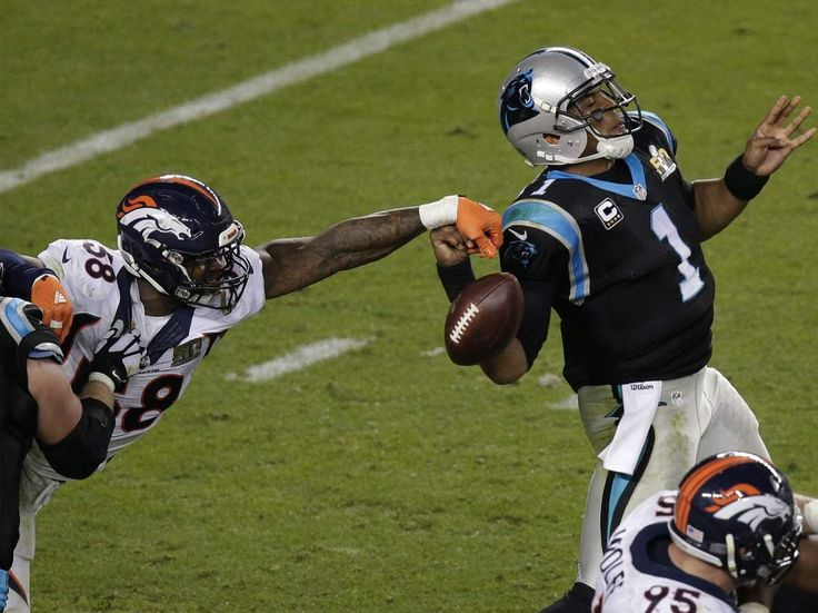 Defense leads Broncos over Panthers in Super Bowl 50 - Peyton Manning gave himself a chance to have Super ending to his career, and Von Miller and the Denver defense made the plays to secure the title for the Broncos.