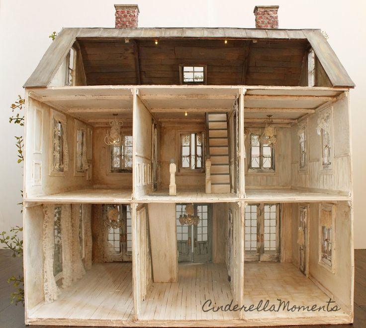108 Best French Dolls Houses Images On Pinterest