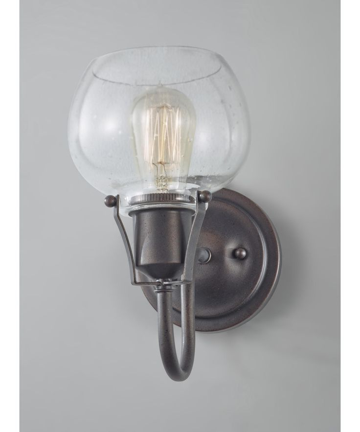 Murray Feiss Wall Sconces: Murray Feiss Urban Renewal 6 Inch Wide Wall Sconce