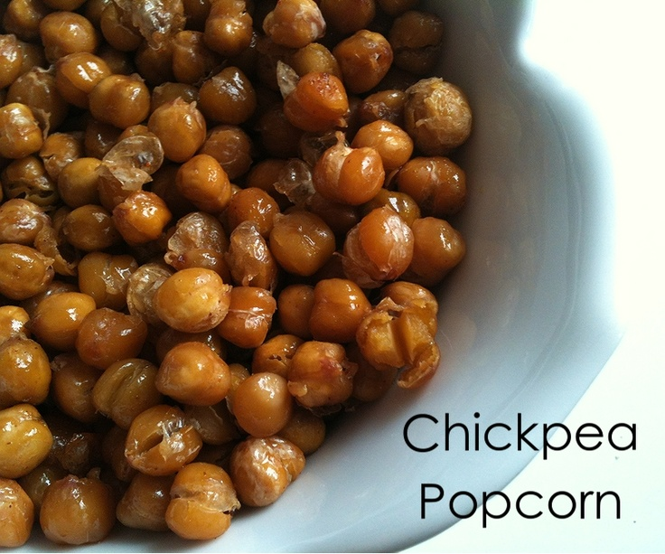 My Handmade Home: Toaster Oven Challenge: Chickpea Popcorn