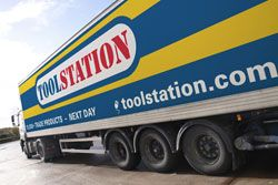 We are extremely grateful to Toolstation who are our Diamond sponsors again this year.  Toolstation sponsor our main ring and we really appreciate their long standing support.