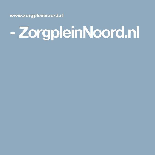 - ZorgpleinNoord.nl