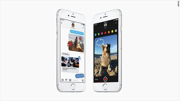 Cualquiera interesado en probar la última versión del sistema operativo móvil de Apple ya puede descargar la versión beta del iOS 10.