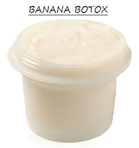 ♥ DIY Banana Botox ♥