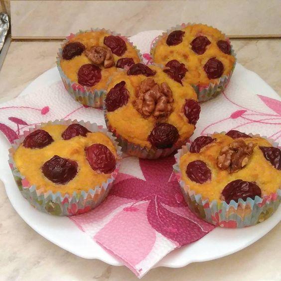 Szafi Fitt muffin