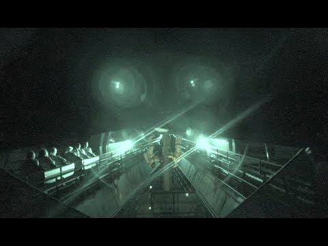 ºoº スペースマウンテンの中も覗けるアトラクション トランジットオーソリティピープルムーバー Tomorrowland Transit Aut...