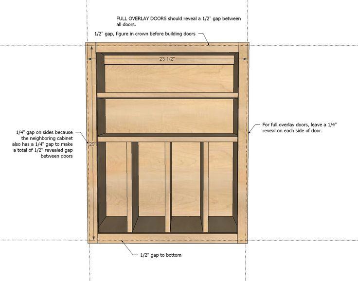 52 best Built-ins images on Pinterest   Cabinet doors, Kitchen ...