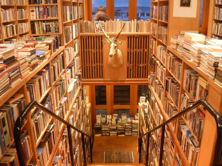 Eclipse Bookstore, Bellingham, Washington | 44 Great American Bookstores Every Book Lover Must Visit