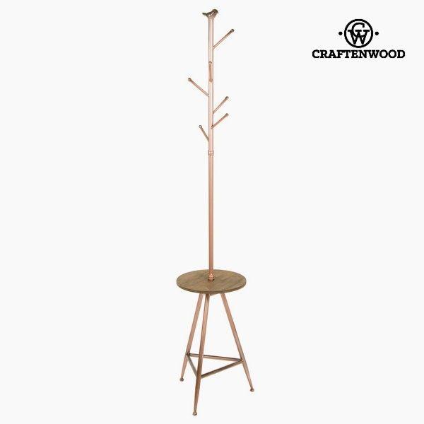 El mejor precio en Hogar 2017 en tu tienda favorita https://www.compraencasa.eu/es/percheros-perchas/68832-perchero-de-metal-y-madera-by-craftenwood.html