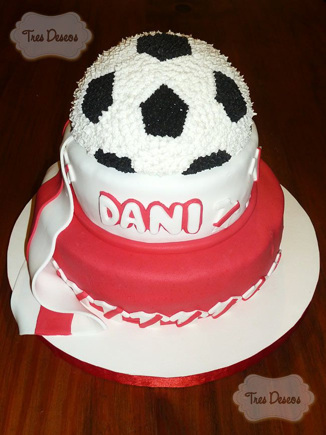 Torta Decorada River Plate Tortas Decoradas