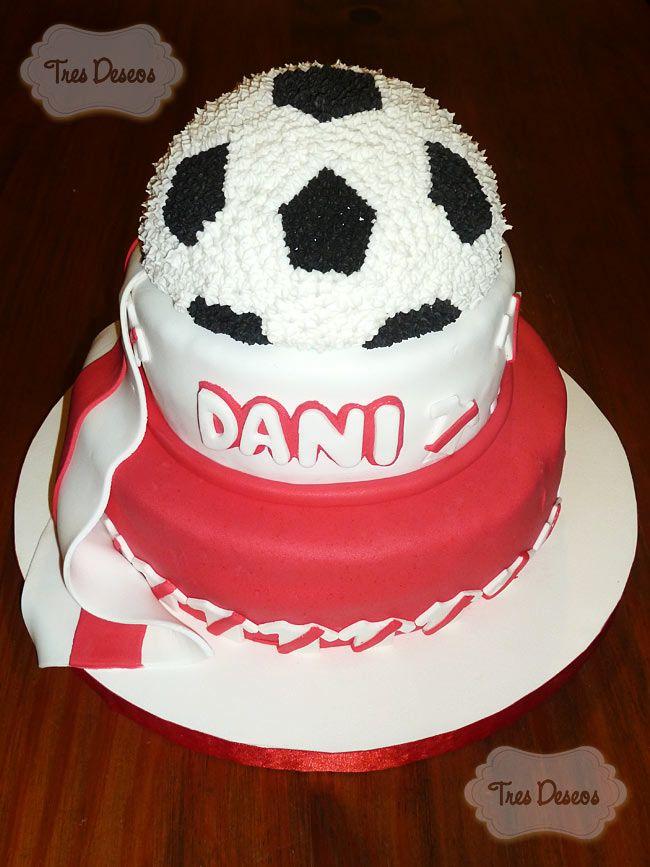 Torta Decorada River Plate Tortas Decoradas