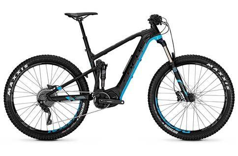 Focus Jam2 Plus Ltd 2018 Electric Mountain Bike Electric Mountain Bike Mountain Biking Bike