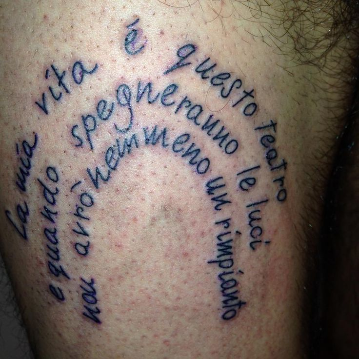 Ciao @jaxofficial questo è il mio tatuaggio sulla coscia e te lo faccio vedere perché sei un idolo veramente!