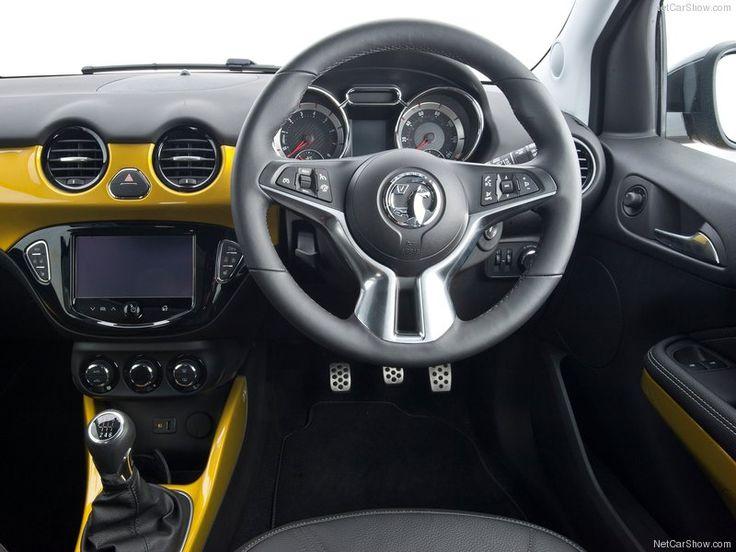 Vauxhall-Adam_Rocks_Air_2015_Interior