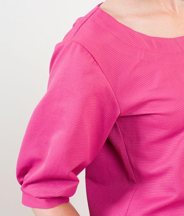 Oberteile & Jacken - ebook - schnittmuster shirt sophie - ein Designerstück von schnittchen_com bei DaWanda