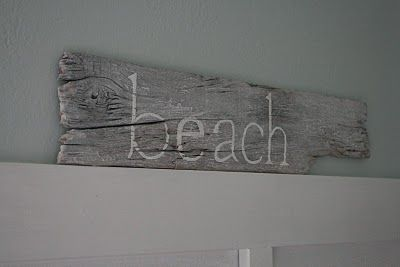 "Drift wood projects (for the ""Wash your hands and say your Prayers..."" hand towel hanger??"