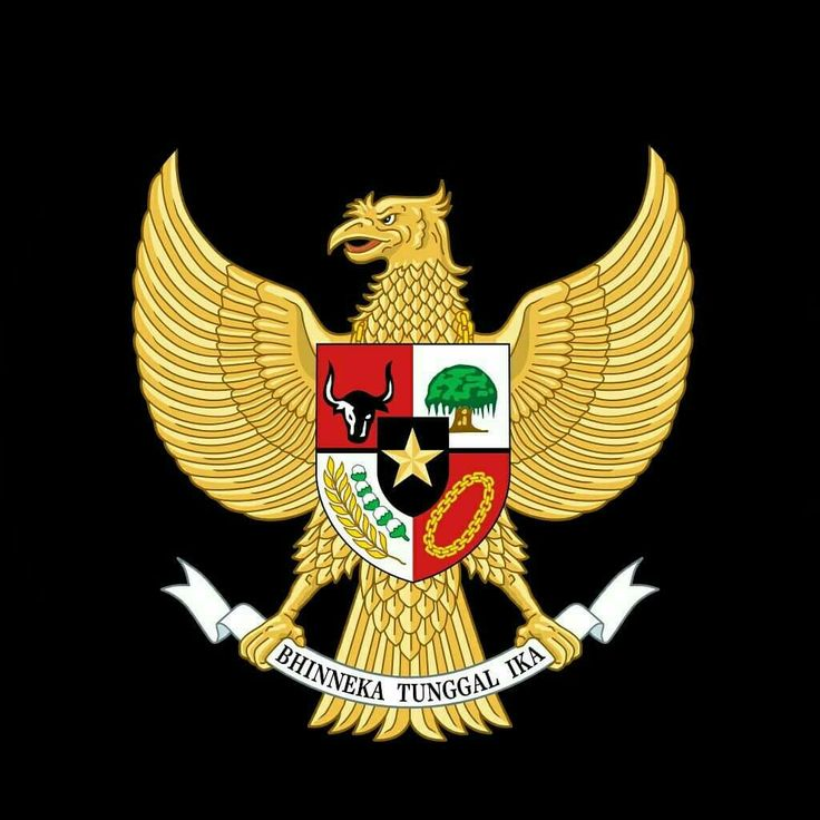 Burung Garuda-Lambang NKRI