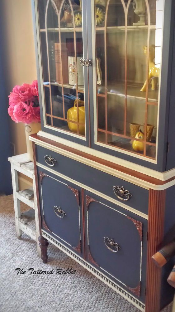 25 best ideas about china cabinet makeovers on pinterest for Chinese furniture restoration