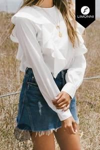 Blusas para mujer Bennett Limonni LI1142 Casuales