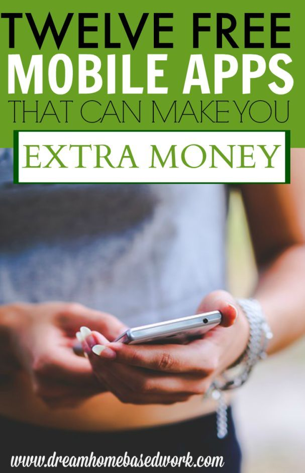 Your phone can actually put money in your pocket and not just take it out with these 12 free apps! Making Money, Making Money Ideas, Making Money Online
