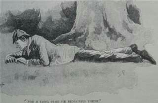 Original Illustration By Sidney Paget For The Boscombe Valley Mystery From Strand Magazine Sherlock HolmesMystery