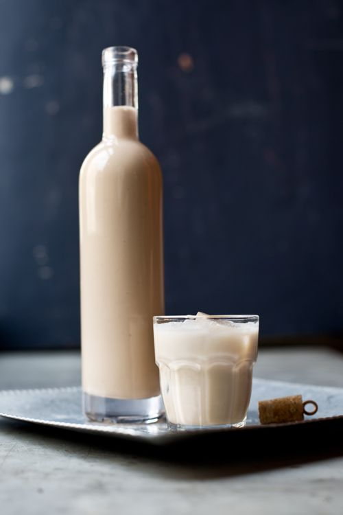 Homemade Irish cream is better than Baileys—you're going to want it on ice, over ice cream, in coffee, in cake frosting, in brownies, etc., etc....