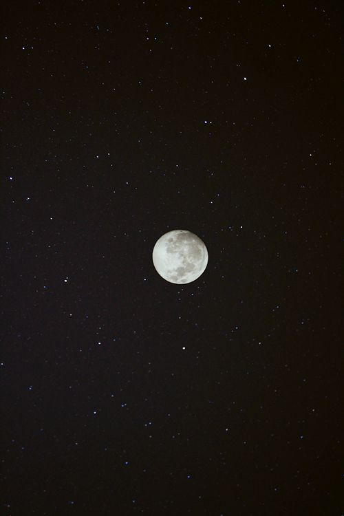 these stars with this moon