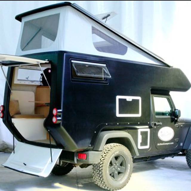Jeep Jk Camper Conversion – Jerusalem House